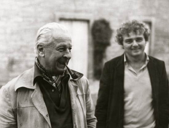 Olivier Leflaive et Oncle Vincent